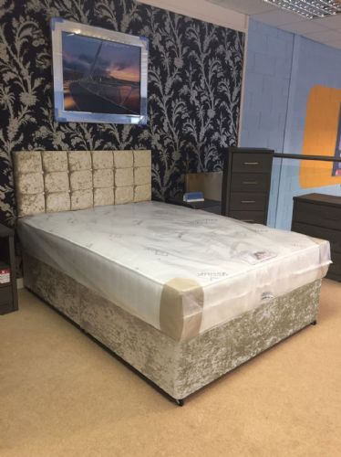 Bed Sets (Frame & Mattress)